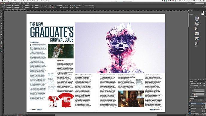 دورة برنامج أدوبي إنديزاين Adobe InDesign